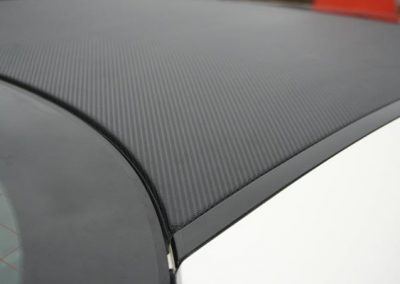 carstyling-dach-carbon-detail