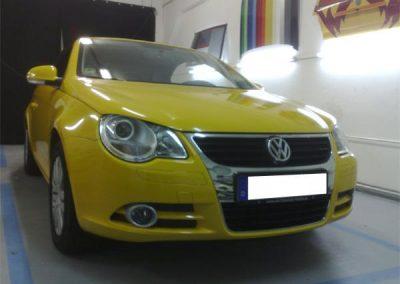 folierung-vw-gelb-front